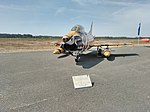 Fiat G91 on exhibition in Monte Real Open Day.jpg