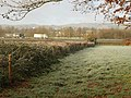Field boundary, Putson Cross - geograph.org.uk - 2193907.jpg