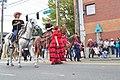 Fiestas Patrias Parade, South Park, Seattle, 2017 - 246 - horses.jpg