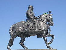 Figure of MAHARAN PRATAP on his horse.JPG