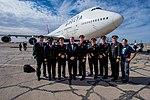 Final 747 Flight and Nuptials (39467823282).jpg