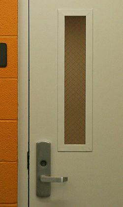 Fire-resistance rated door