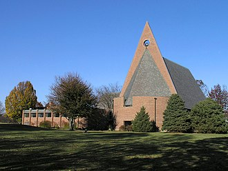 First Baptist Church (Columbus, Indiana) - First Baptist Church, Columbus, Indiana