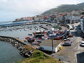 Fisterra - Image: Fisterra, Galiza. Panorámica