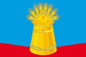 Bondarsky District - Image: Flag of Bondarsky rayon (Tambov oblast)