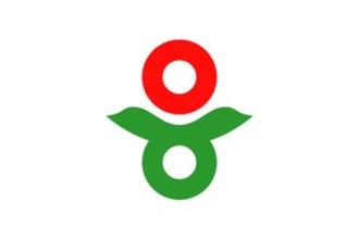 Katsuragi, Nara - Image: Flag of Katsuragi Nara