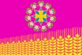 Flag of Kuschevskoe (Krasnodar krai).png