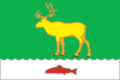 Flag of Timansky (Nenetsia).png