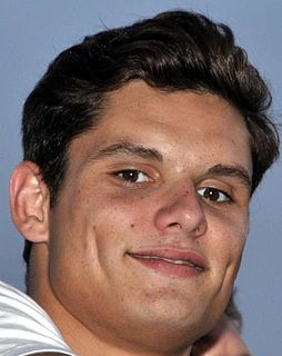 Florent Manaudou French swimmer