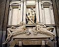 Florenz - Neue Sakristei Grabmal Lorenzo II.jpg