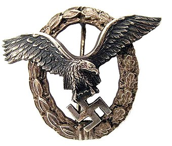 List of military decorations of the Third Reich | Military