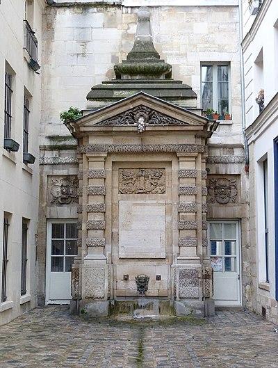 Fontaine de Jarente
