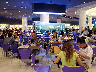 Siam Paragon - Food Court at Siam Paragon