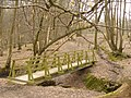 Footbridge in The Birches - geograph.org.uk - 1752424.jpg