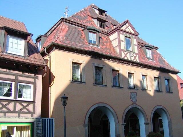 Forchtenberg rathaus