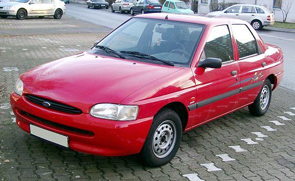 Ford Escort (Европа) — Википедия