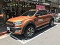 Ford Ranger ATJ-6837 on Lane 11, Xindong Street 20200806.jpg