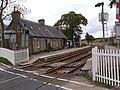 Forsinard Railway Crossing and Station - geograph.org.uk - 1563232.jpg