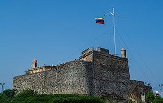 Fortín Solano 18th-century colonial castle in Venezuela