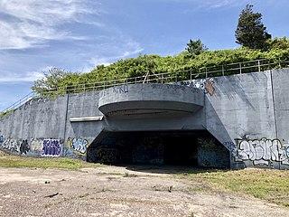 Fort Tilden Historic military installation in Queens, New York