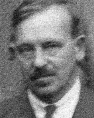 Ralph H. Fowler - London 1934