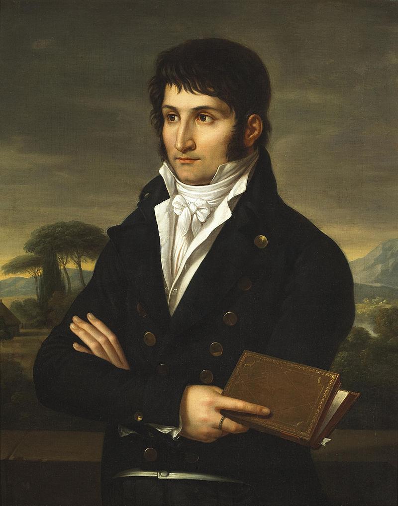Франсуа-Ксавье Фабр (Студия) - портрет де Bonaparte.jpg Люсьен
