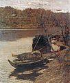 Francesco Filippini - Barche sulla spiaggia (1892-93).jpg