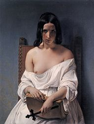 Francesco Hayez: Meditation on the History of Italy