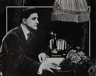 Francis X. Bushman - Bushman in 1915