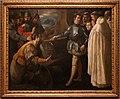 Francisco de zurbarán, san pietro nolasco che ritrova l'immagine della vergine di el puig, 1630, 01.jpg