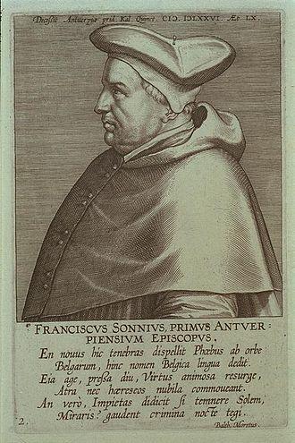 Franciscus Sonnius - Franciscus Sonnius.