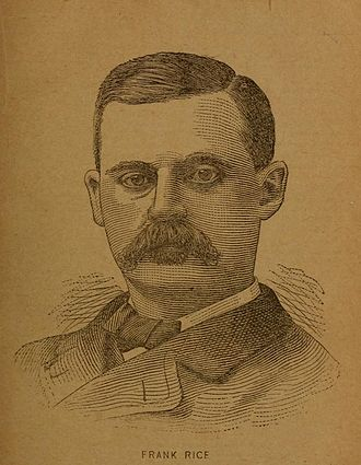 Frank Rice (politician) - Frank Rice (1891)