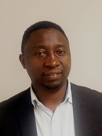 Federation of Green Parties of Africa - Frank Habineza, Rwanda.