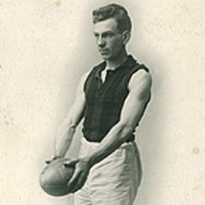 1932 VFL season - Richmond coach Frank 'Checker' Hughes