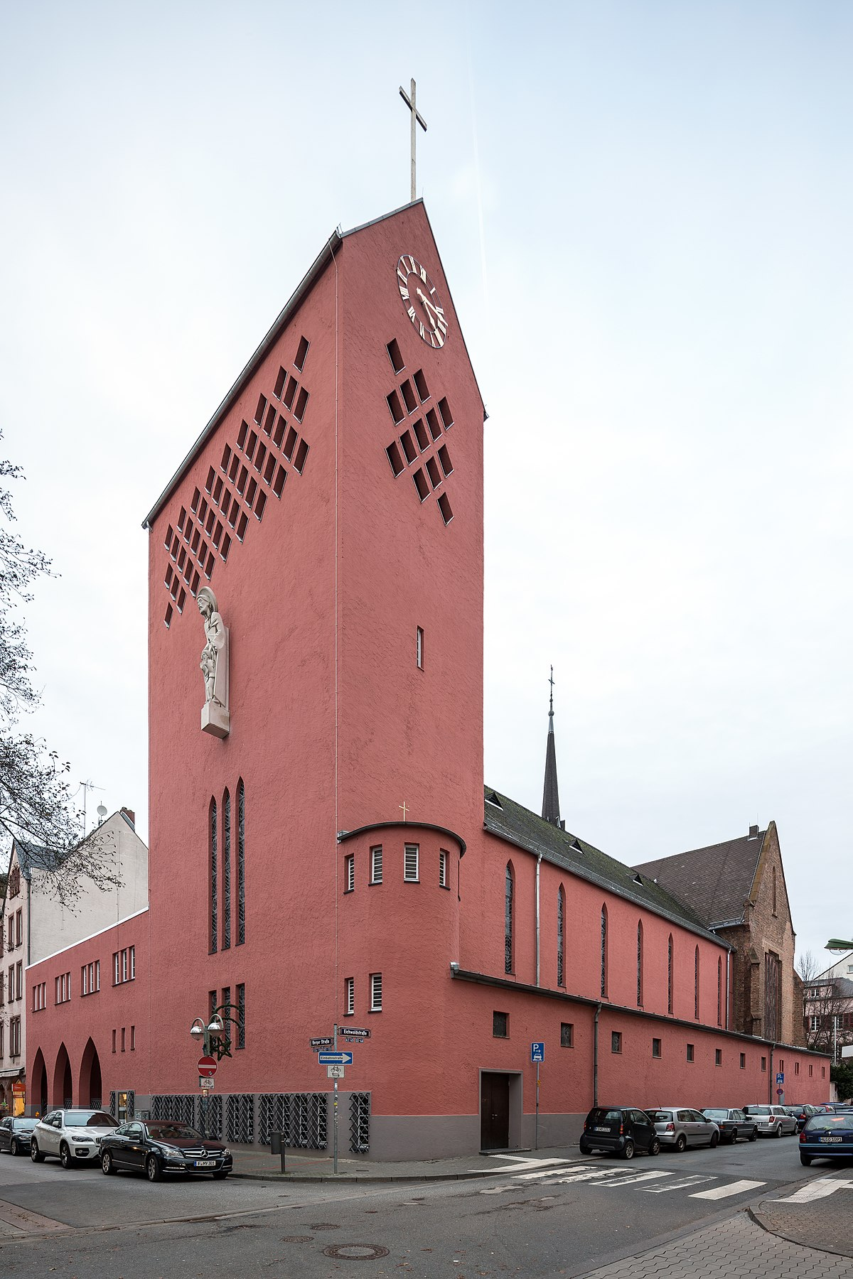 st josefs kirche frankfurt bornheim wikipedia. Black Bedroom Furniture Sets. Home Design Ideas