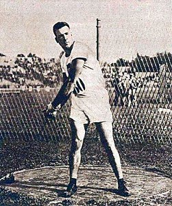 Fred Tootell (USA) wurde Olympiasieger