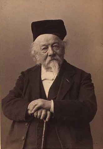 Frederik Christian Kiaerskou - F.C. Kiærskou; photograph by Hansen, Schou & Weller (c.1890).