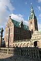 Frederiksborg Slotskirke Hilleroed Denmark church wing1.jpg