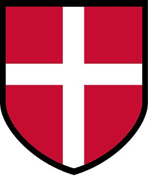 Free Corps Denmark - Image: Free Corps Denmark Armshield