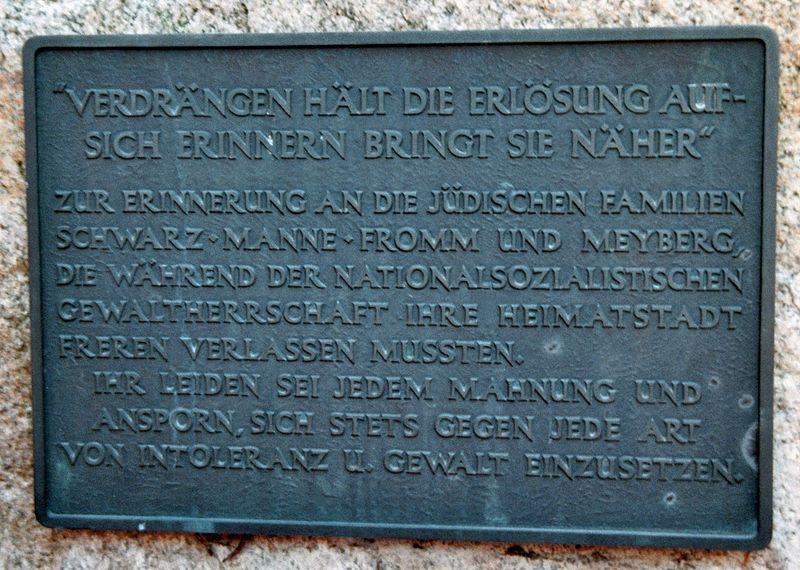 File:Freren Gedenkstein Juedische Familien 2.jpg