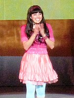"Kiki of ""The Fresh Beat Band"""