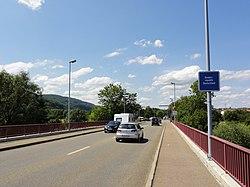 Fridolinsbrücke — Grenzschilder D und BaWü.JPG