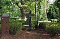 Friedhof Wismar - Grab Gottlob Frege - IMGP9923.jpg