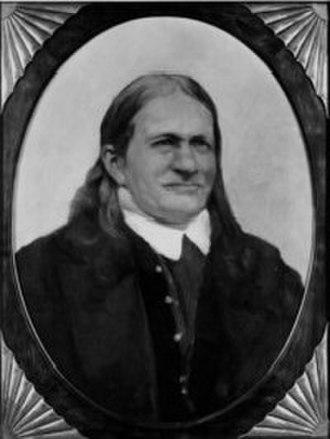 Friedlieb Ferdinand Runge - Image: Friedlieb Ferdinand Runge