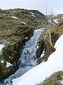 Frozen Waterfall - geograph.org.uk - 1692280.jpg