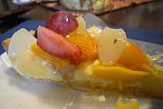 Fruit tart with grapes, mango and strawberry.jpg