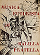 Cover of the 1912 edition of Musica futurista di Balilla Pratella.
