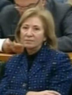 Ayşe Gülsün Bilgehan Turkish politician
