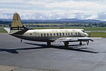 G-ATUE Vickers 812 Viscount Channel Airways (14911803670).jpg