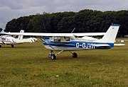 G-OJVH Reims F150 @Cotswold Airport, August 2003